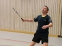 Badminton Training am 29.01.2016
