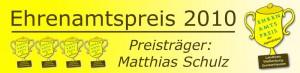 Allgemein Ehrenamtspreis 2010