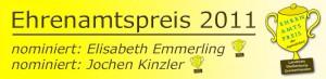 Allgemein Ehrenamtspreis 2011