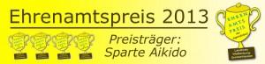 Allgemein - Ehrenamtspreis 2013