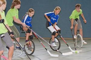 Einradhockey 1
