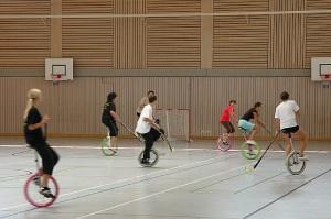 Einradhockey 2