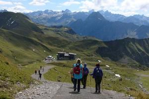 Outdoor Bergwandern