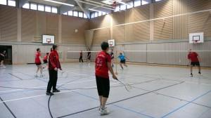 Badminton-Spalt-Internet