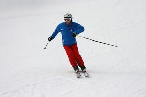 Skispaß in Garmisch - Kandahar-Abfahrt für alle