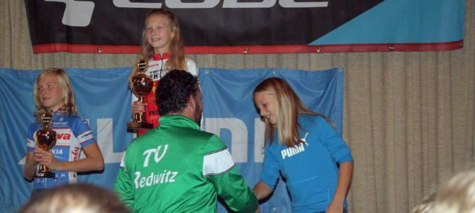 UFC-Radsportler für komplette Rennserie geehrt