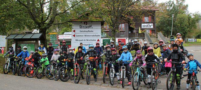 Bikepark-Erlebnis für die ganze Familie
