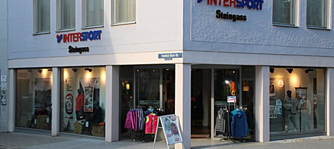Vereinsabend bei INTERSPORT Steingass Weißenburg