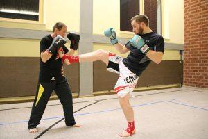 Projekt Kickboxen