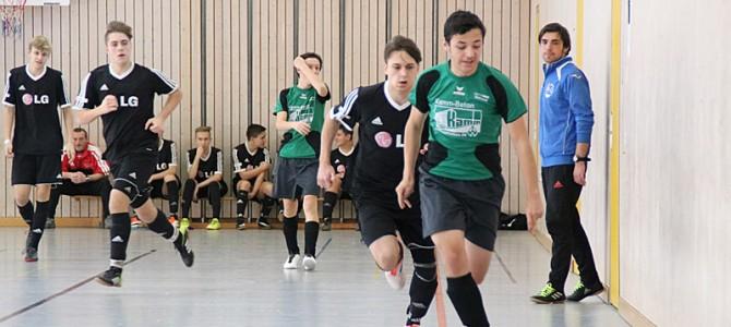 Indoor Soccer Cup des UFC Ellingen: 20 Jahre Hallenturniere für Freizeitkicker