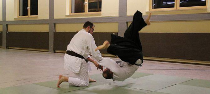 Neu in Ellingen: Aikido. Dynamische Kampfkunst als effektives Ganzkörpertraining