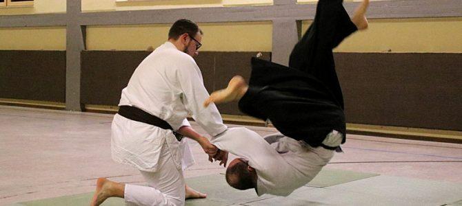 Aikido-Basiskurs: Kampfkunst für jede(n)!