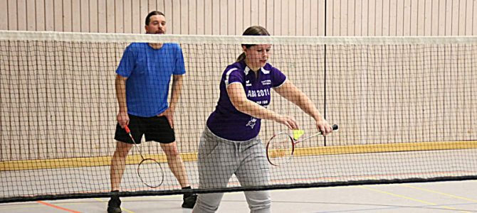 Offenes Badminton-Training in Ellingen
