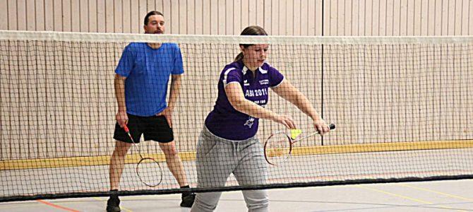 Offenes Badminton-Training in Ellingen