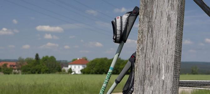 Nordic-Walking mit der DJK Fiegenstall