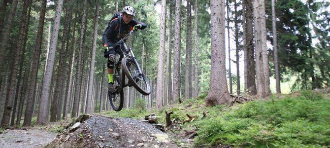 Trailcenter Rabenberg und Bikewelt Schöneck