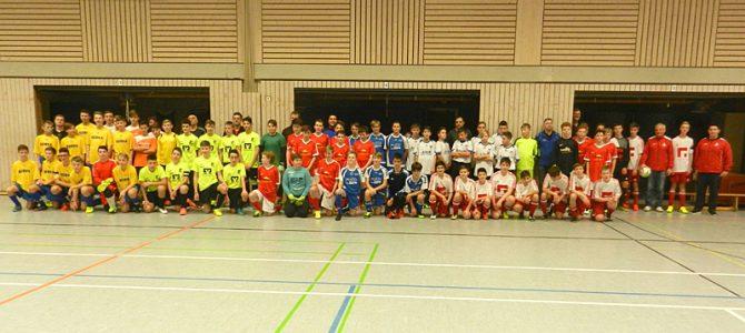 U15: Turniersieg beim Sparkassen-Cup der DJK Fiegenstall | U13 wurde Sechster – Verbesserungen deutlich erkennbar