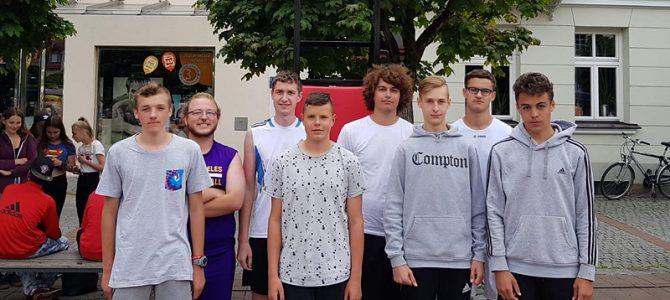 Streetballturnier am 24.06.2018 in Neuburg a. d. Donau