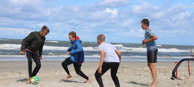 Fußball auf der Ferieninsel Langeoog – ein gelungenes Experiment