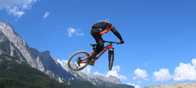 Bikepark-Spaß in Saalbach und Leogang