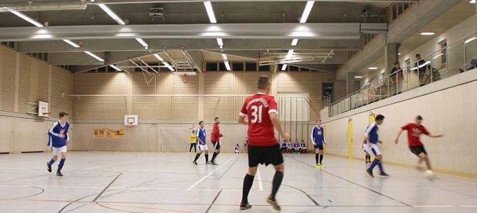 Fußball-Hallenturnierserie in Ellingen für Betriebs- und Hobbymannschaften