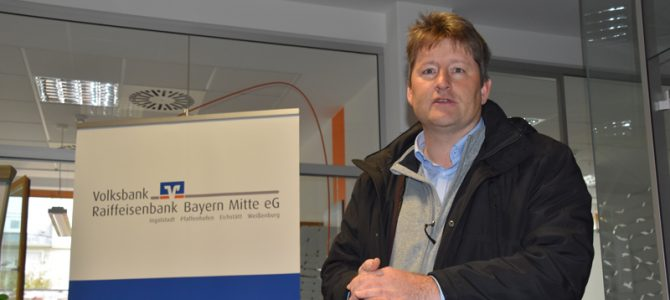 Ein Gewinn für alle: Volksbank Raiffeisenbank Bayern Mitte überreichte Spenden