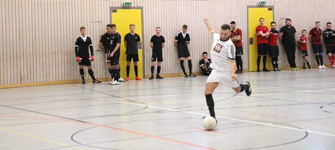 """Tilted Towers"" holt Titel beim UFC-Indoor-Soccer-Cup"