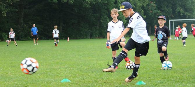 """Das """"Einfach Gut Fußballcamp"""" (Ellingen) vom 19. – 21.07.2019 – """"für alle ein Gewinn!"""""""