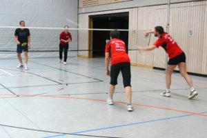 Badminton Hobbyliga Mittelfranken Süd