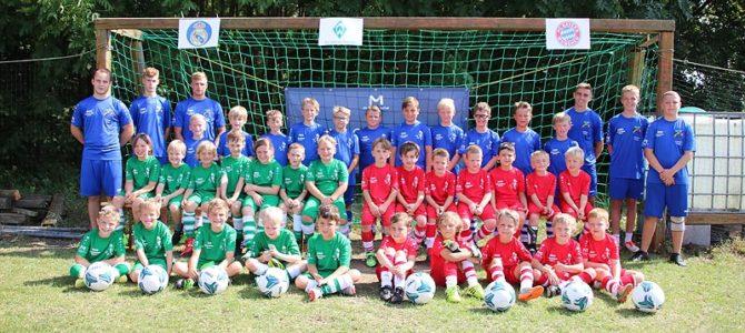 EINFACH GUT Fußballcamp begeisterte Kinder und Eltern