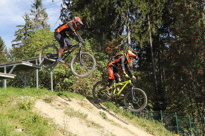 Bikewelt Schöneck: Spaß und Abwechslung im Vogtland / Sachsen