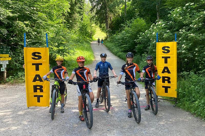 Radsporterfolge in Treuchtlingen und Benediktbeuren